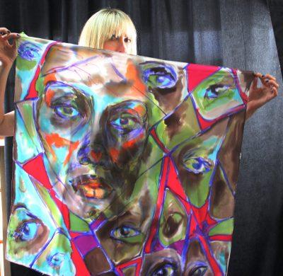 Wearable Art Silk